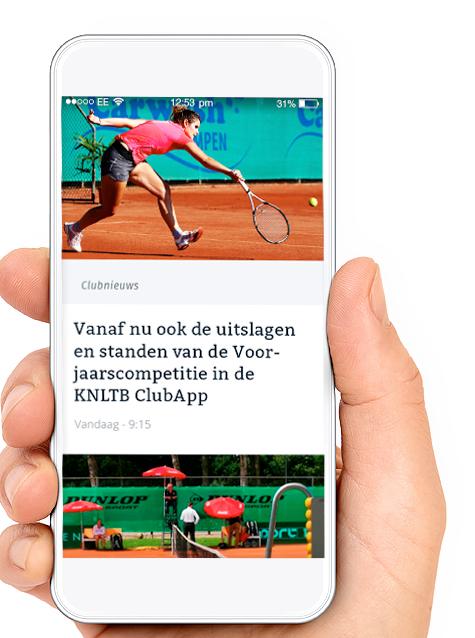 KNLTB.club App